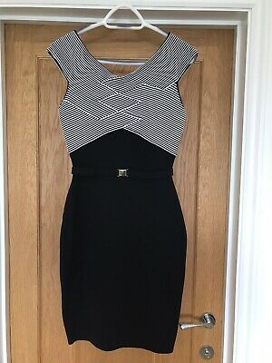 AU27.09 • Buy Versace Collection Dress - New With Tags - Maglia (Nero-Bianco)