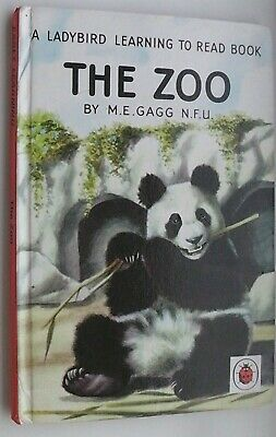 Ladybird Book,The Zoo,Early Learning,Series 563 • 3.95£
