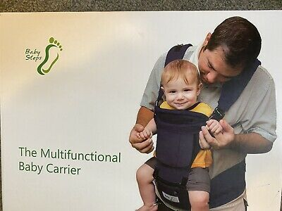 Multifunctional Baby Carrier Hip Seat Baby Steps New • 10£