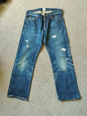 Mens Prps Limited Edition Blue Jean Size 34  Waist • 45£
