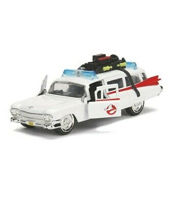 Ghostbusters CADILLAC ECTO 1 DIECAST 5in 1/32 Scale Model SEALED Boxed  *  New • 20£