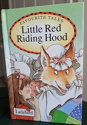 Favourite Tales Little Red Riding Hood Ladybird Book • 3.89£