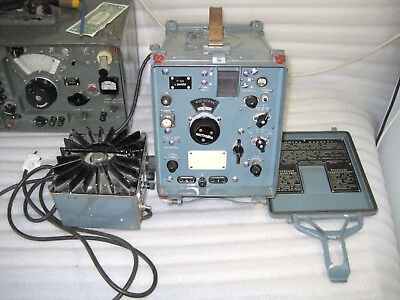 $490 • Buy Russian Military Slightly Used R-326 Radio Receiver With Power Supply.  USSR .