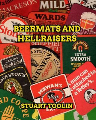 Beermats And Hellraisers By Stuart TOOLIN (English) Paperback Book Free Shipping • 38.70£