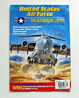 $8.95 • Buy United States Air Force Yearbook 1997