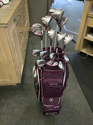 AU1175.41 • Buy Ping G Le2 Full Set With Bag