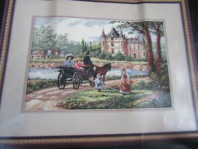 £9.99 • Buy Cross Stitch Pattern Chart ONLY Dimensions Gold M'Lady's Chateau 3790 * VGC