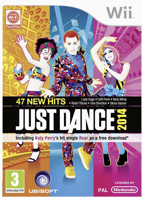 *Just Dance 2014 - Nintendo Wii Game 'Complete With Manual'* • 7.47£