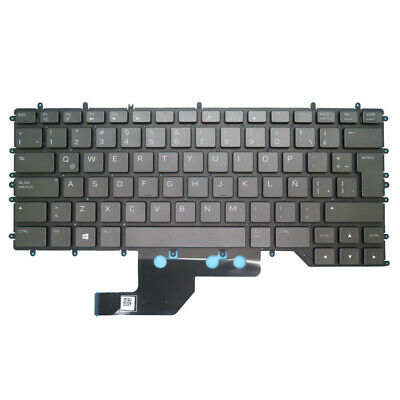 $ CDN54.81 • Buy New LA Keyboard For DELL For Alienware M15 R2 0800DR 800DR PK132KH1A22 Latin