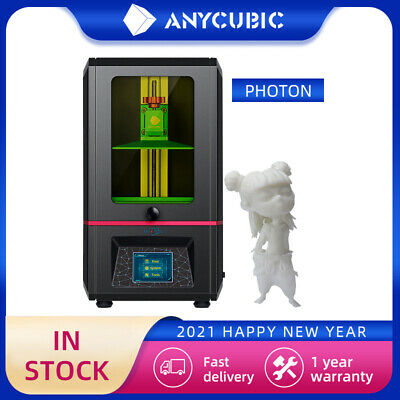 AU199 • Buy ANYCUBIC Photon SLA LCD 3D Printer 405nm UV Resin Light Cure 2.8  TFT AU Stock