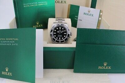 $ CDN17872.57 • Buy Rolex Submariner Non Date 114060 2020 Box And Papers Unworn