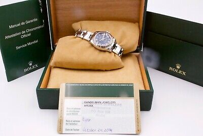 $ CDN8693.35 • Buy Rolex Lady-Datejust 179174 Box And Papers 2014
