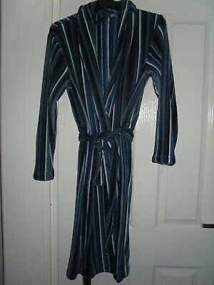 Men's/gents Rocha John Rocha  Dressing Gown/robe Size Large • 10£