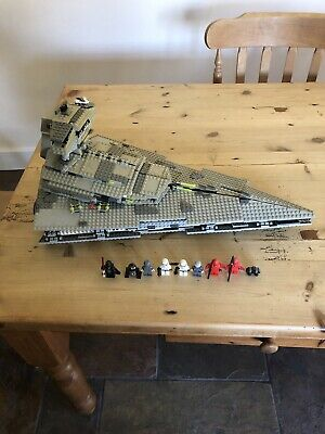 LEGO Star Wars Imperial Star Destroyer (6211) - 99% Complete - Good Condition • 41£
