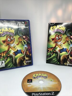 Crash Bandicoot: Mind Over Mutant (PS2) With Instructions • 20.99£