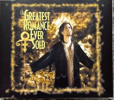 Prince - The Greatest Romance Ever Sold (4 Track CD Single) • 0.99£