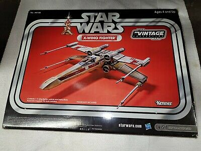 $ CDN44.17 • Buy Star Wars Vintage Collection Empty Box X-Wing TRU Exclusive