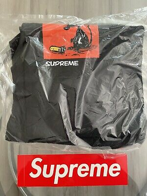 $ CDN94.14 • Buy SS21 Supreme Mouse Tee Black XL Brand New In Hand Box Logo Sticker Included DSWT