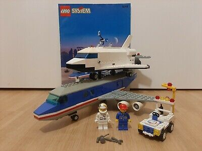 LEGO® Space Shuttle Transcon 2 6544 | Weltraum Launch Command City Town • 51.84£
