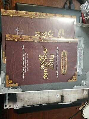 AU13.05 • Buy Dungeons And Dragons Basic Game Rulebooks And Tiles
