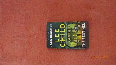 The Latest Lee Child Book The Sentinel  • 6£
