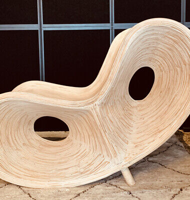 AU1250 • Buy Pencil Reed Chair 1st Dibs Mid-century Style Ron Arad Voido Magis Lover
