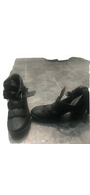 Topshop Chunky Heel Sandals Size 5 • 3£