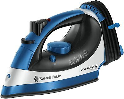 View Details Russell Hobbs 23770 Easy Store Wrap & Clip Handheld Steam Iron With Vertical Gar • 14.99£