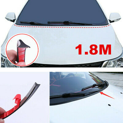 $ CDN16.22 • Buy 1.8M Under Wiper Front Windshield Panel Cover Molding Seal Trim Rubber Strip