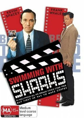 AU9.99 • Buy Swimming With Sharks : Kevin Spacey : New Old Aus Stock : NEW DVD