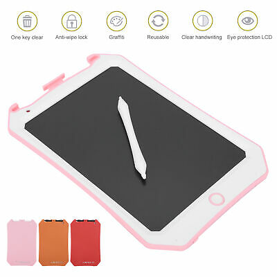AU18.29 • Buy 8.5  LCD Electronic Writing Tablet Kids Handwriting Drawing Board Pad Notepad