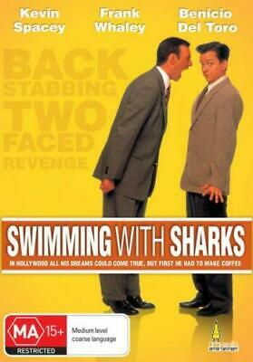 AU19.95 • Buy Swimming With Sharks (DVD, 2005) Kevin Spacey - ALL REGION - BRAND NEW & SEALED