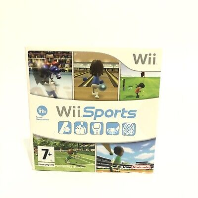 Nintendo Mario Kart Wii And Wii Sports - In Same Case • 6.80£