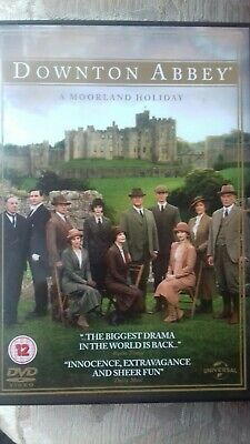 Downton Abbey - A Moorland Holiday (DVD, 2014) SEALED • 19.99£