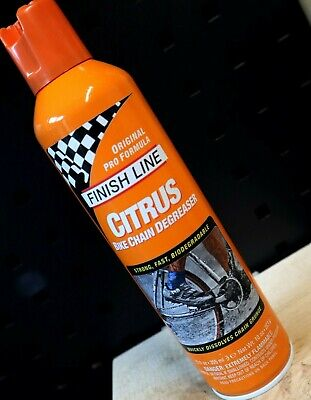 FINISH LINE – CITRUS BIKE DEGREASER By Garage Allround - Bicycle Cleaning • 12.99£