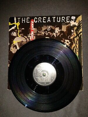 The Creatures   Right Now   12  Vinyl Siouxsie And The Banshees  • 0.99£