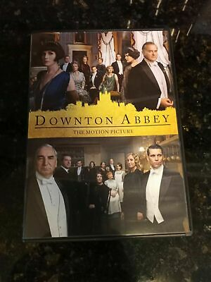 Downton Abbey The Movie (DVD, 2020) REGION FREE - Plays In UK DVD Players • 4.95£