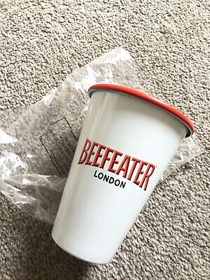 Official Beefeater London Gin Tin Cup #bartendertools #collectables • 3£