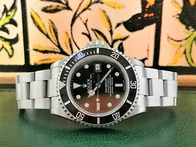 $ CDN17910.74 • Buy Rolex Seadweller 16600 Box And Papers 2004 Automatic Watch