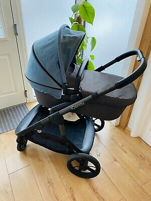 Icandy Orange Topaz Pushchair Pram  • 1.20£
