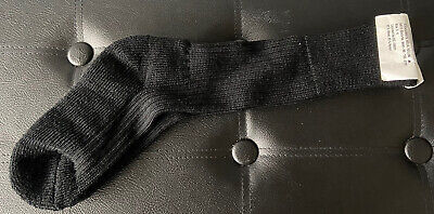 2-Pack NEW British Military Army Thick Walking Boot Socks Black Size 3-6 • 6.99£