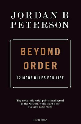 AU25.99 • Buy Beyond Order: 12 More Rules For Life By Jordan B. Peterson Paperback Book