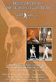 £10 • Buy Freddie Mercury - The Video Collection (DVD, 2000)