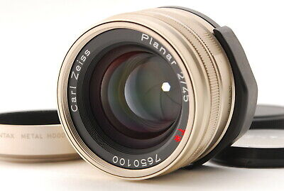 $ CDN526.33 • Buy 【Mint】Contax Zeiss Planar T* 45mm F/2 AF Lens W/ Hood For G1 G2 From Japan-#2619