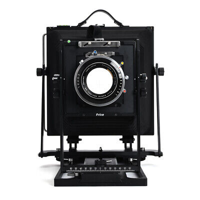 £1991.16 • Buy Frica 810F 8x10  Large Format Field Camera Aluminum Alloy With Graflock Back