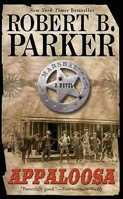 Appaloosa By Robert B. Parker (English) Mass Market Paperback Book Free Shipping • 10.35£