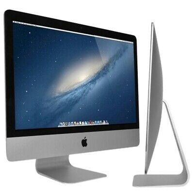 Apple IMac 21.5  A1418 Intel QUAD Core I5 2.7GHz 8GB 1TB HD GRADE C CRACKED  • 279.99£