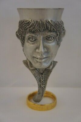 £149.99 • Buy Royal Selangor Pewter Goblet - FRODO - Lord Of The Rings - 'Graeme Anthony'