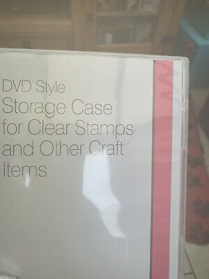 Clear Storage Cases For Stamps • 3.50£