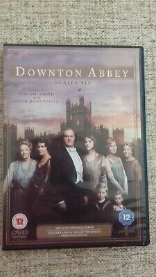 Downton Abbey Series 6.Brand New & Sealed.Selling All Series. Pls Check Listings • 11.99£